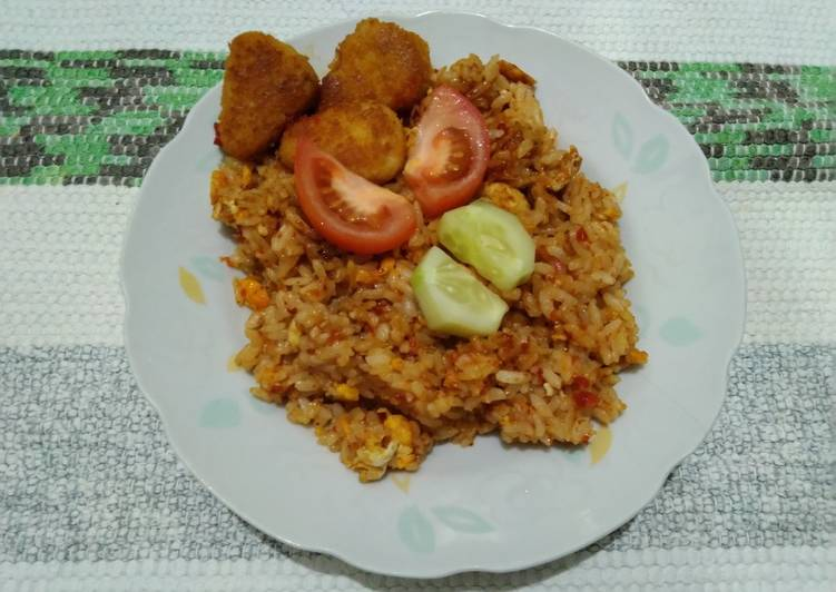Nasi Goreng Suka-suka