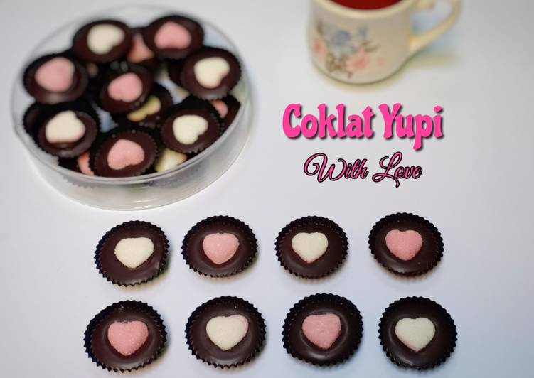 Coklat Yupi With Love 💕