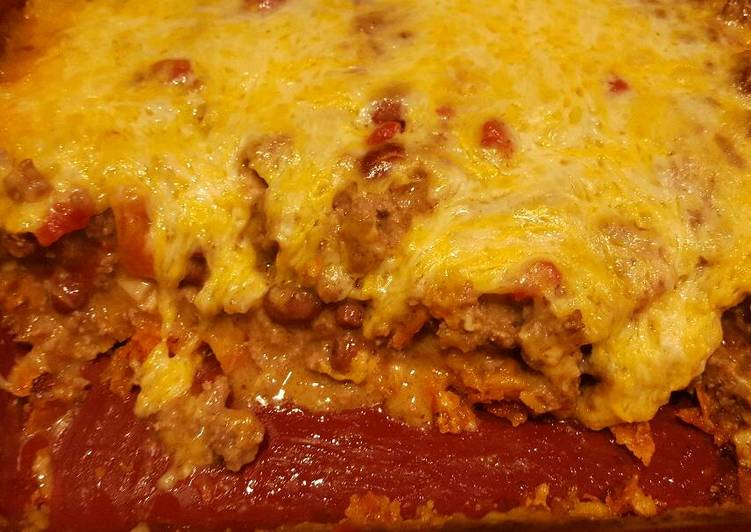 Simple Way to Prepare Perfect Mexican Casserole