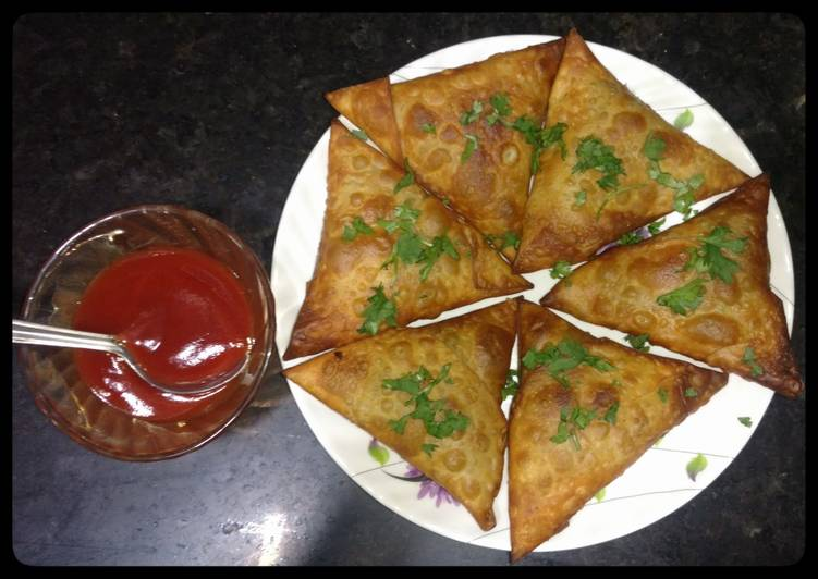 Your Health Can Be Effected By The Foods You Decide To Consume Chicken samosa