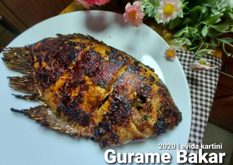 Gurame Bakar