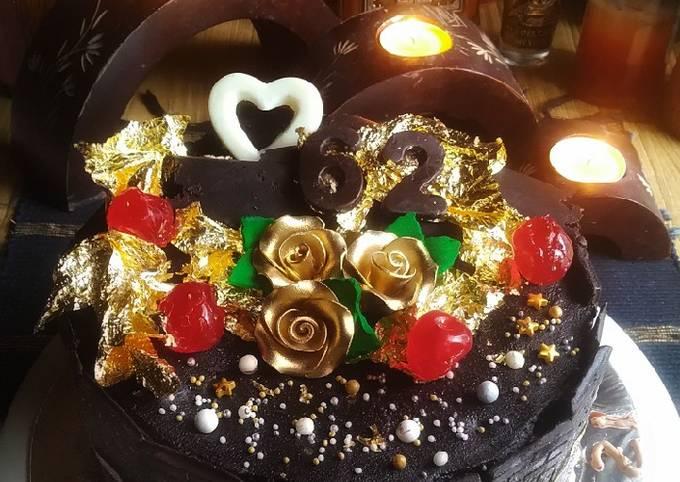 Birthday Cake Black Forest