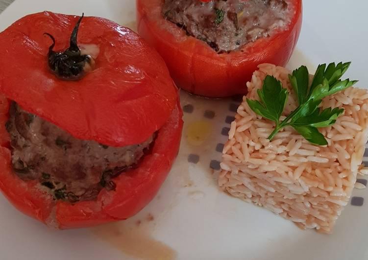 Comment Préparer Des Tomates farcies