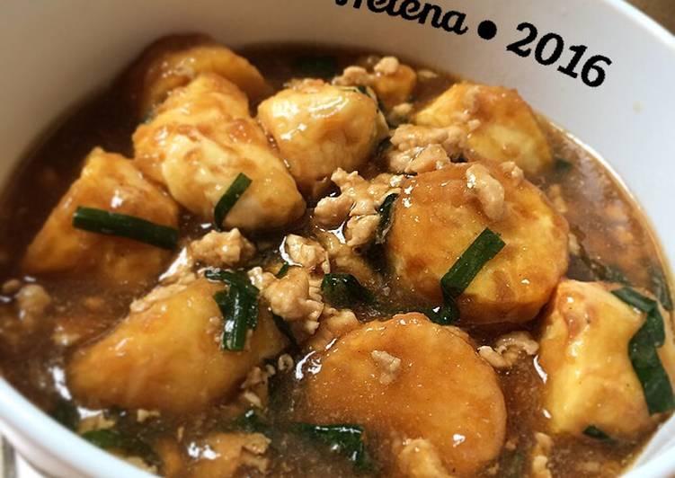 Ayam Kucai Tofu