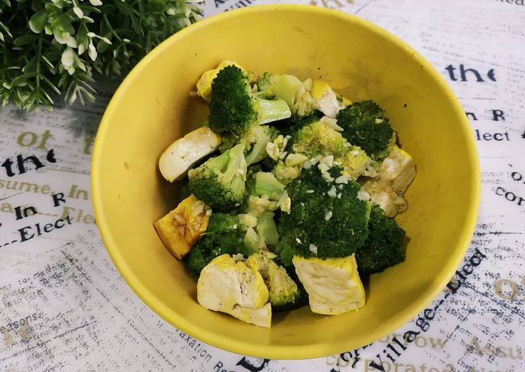 Resep Sayuran Sehat 2 Brokoli Kukus Oleh Dewialwie Cookpad
