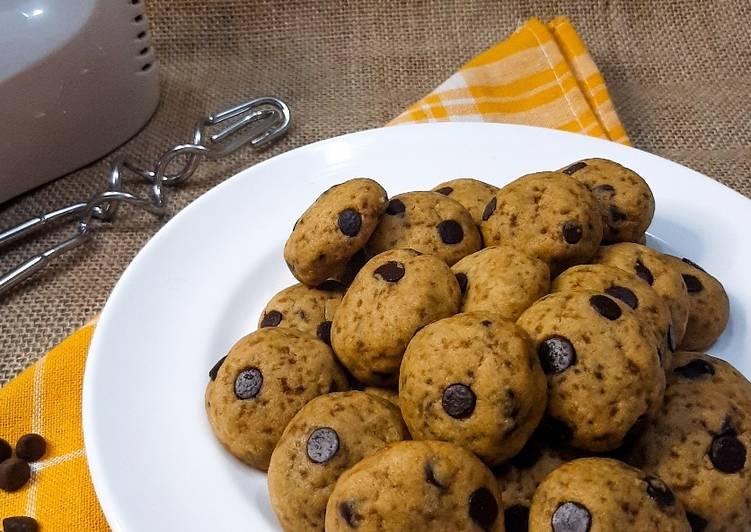 Soft chocochip cookies 🍪