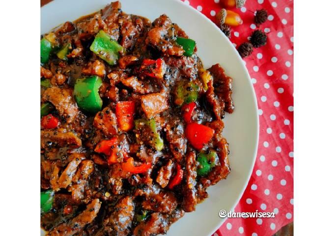 Sapi Lada Hitam / Beef Black Pepper - projectfootsteps.org