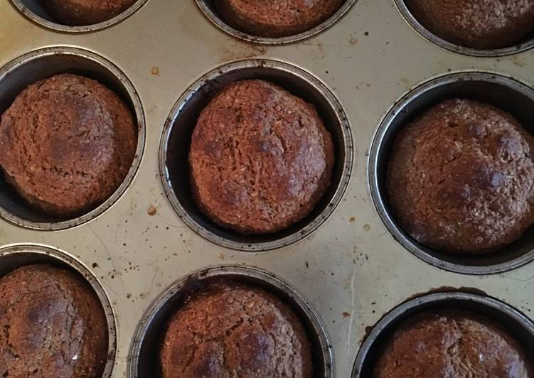 Recipe of Any-night-of-the-week Bran muffins