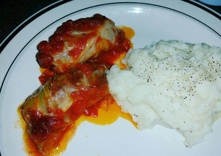 5 Minute Step-by-Step Guide to Prepare Quick Slow Cooker Cabbage Rolls