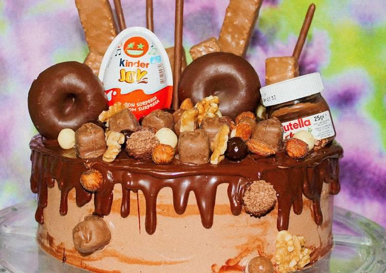 Las Recetas Pastel Muerte Por Chocolate Son Fáciles En Casa