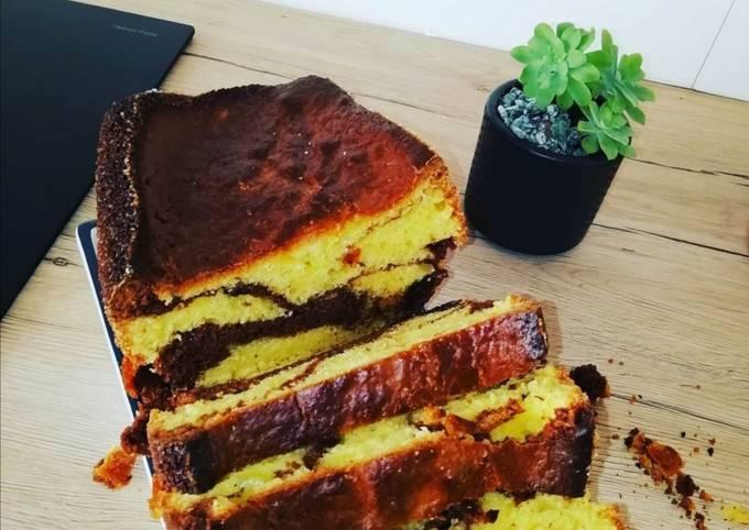 Cake marbré 🤤