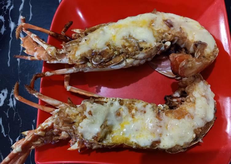 Resep Lobster panggang Spesial