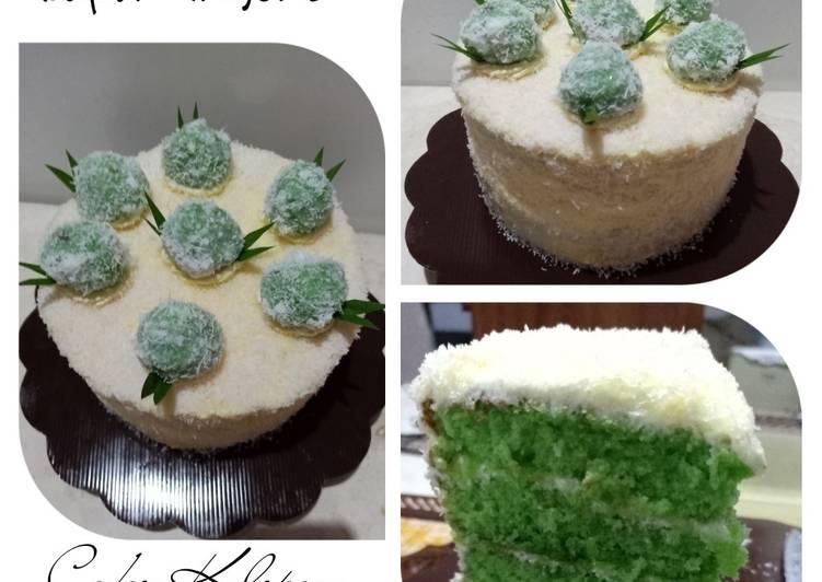 Cake Klepon