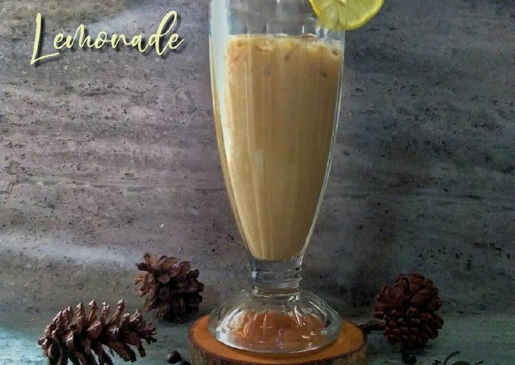Coffe Latte Lemonade