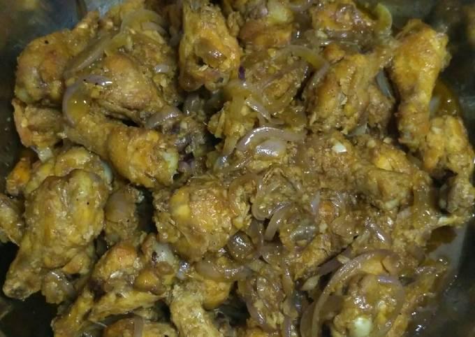 Resep 29 Ayam Goreng Mentega Bikinramadanberkesan Oleh Lika Kurnia Asri Cookpad