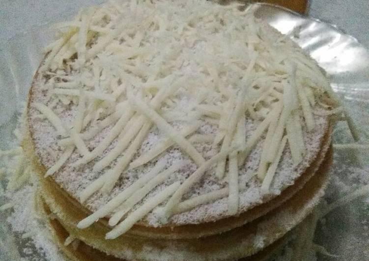 Pancake Salju