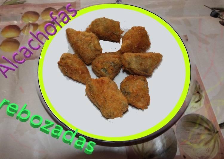 Alcachofas Rebozadas Receta De Antoni Call Cookpad