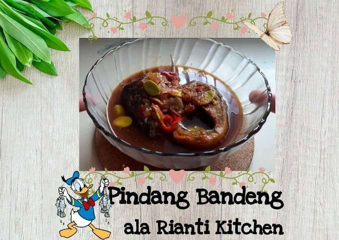 Pindang Bandeng Betawi ala Rianti Kitchen