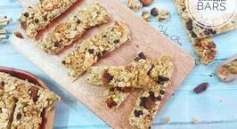 Hình ảnh món Granola Bars Chocolate - Món ăn tập gym