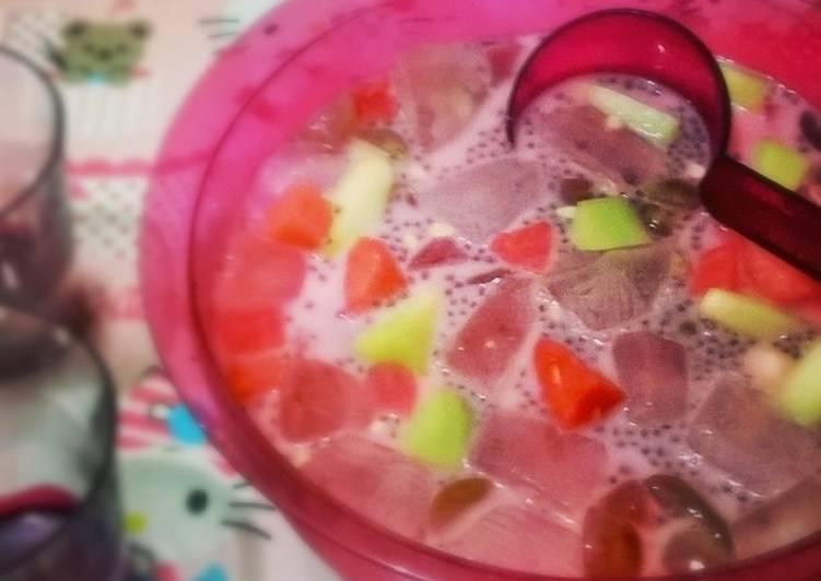 Es Buah Pinky