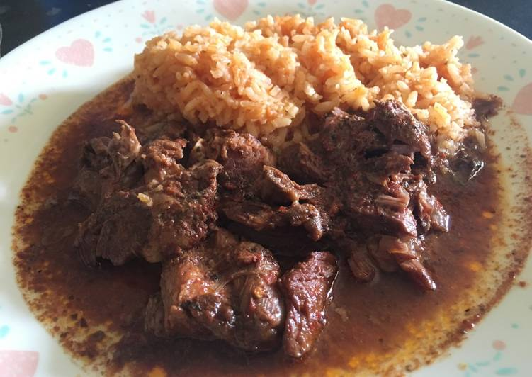 Birria de Res on Crockpot