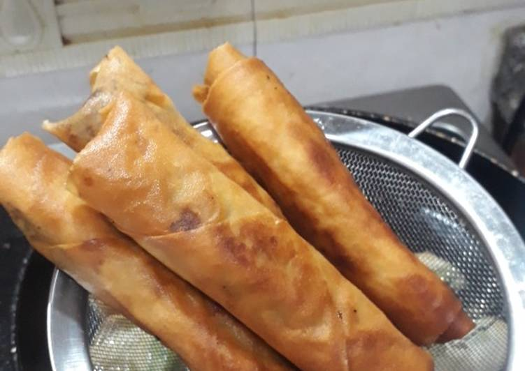 Dynamite Lumpia, Foods That Help Your Heart