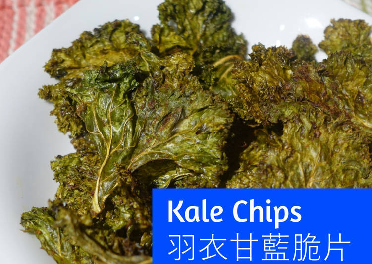 Step-by-Step Guide to Prepare Any-night-of-the-week Kale Chips