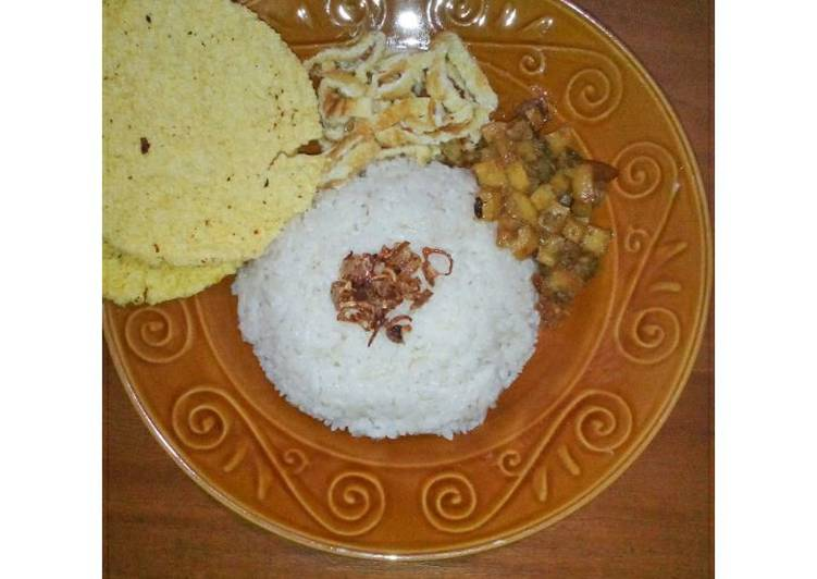 Resep Nasi uduk simpel magic com Paling Top