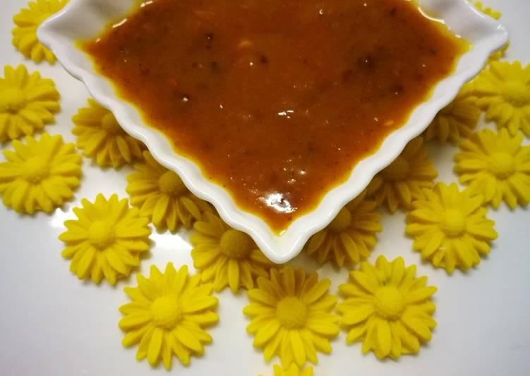 Mango chilli sauce