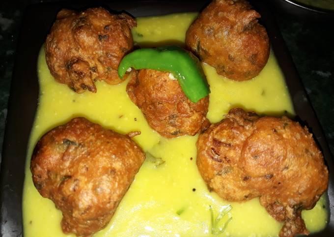 Gujarati kadhi methi Na gota