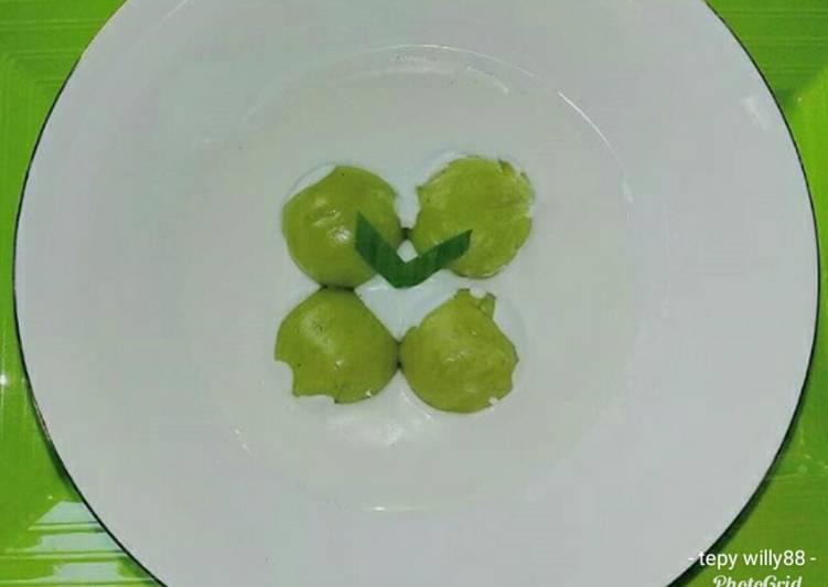 Kue Bugis Mandi - cookandrecipe.com