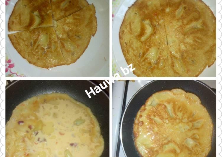 Recipe of Any-night-of-the-week Pancake