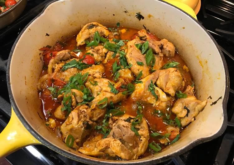 How to Prepare Speedy Super Easy Mex-Inspired Chicken Stew