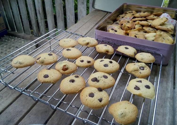 Vanila Chocochip Cookies