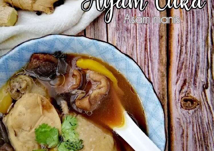 Ayam cuka - resepipouler.com