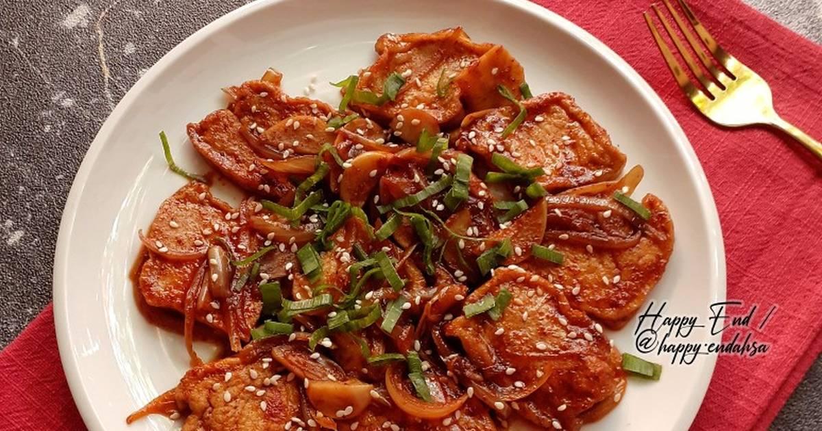 2.261 resep spicy tofu enak dan sederhana ala rumahan - Cookpad