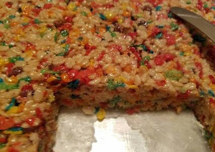 Pattys Fruity Cereal Bars