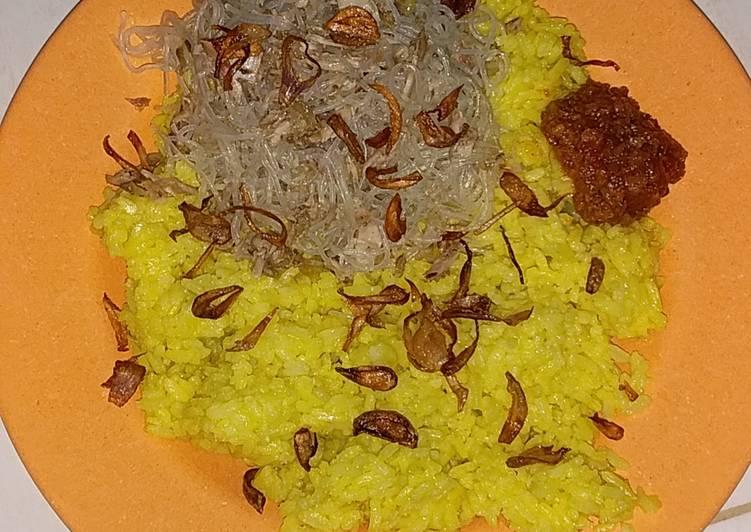 Nasi Kuning Gorontalo