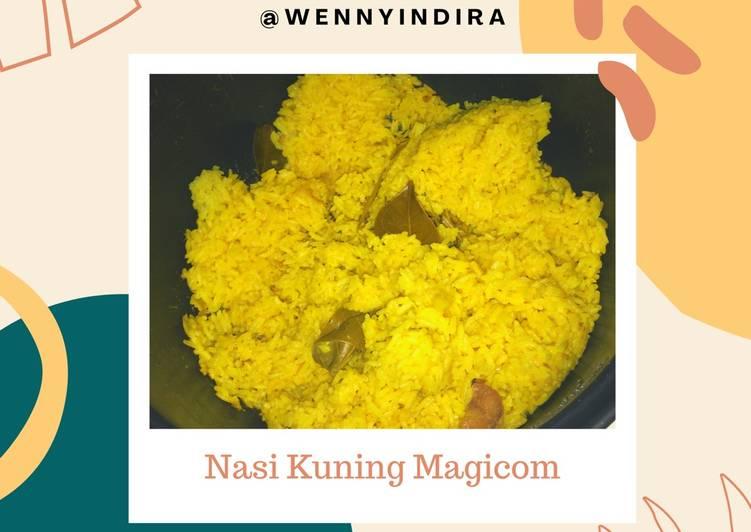 [56] Nasi Kuning Magicom