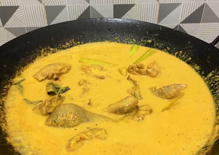 Resep Kari Ayam (Praktis dan Simple) Anti Gagal