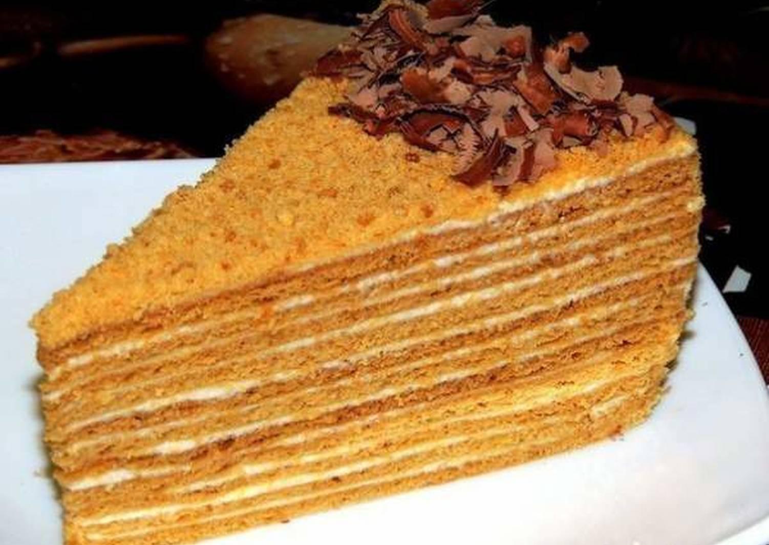 торт чудо медовый рецепт с фото мечтали уголке