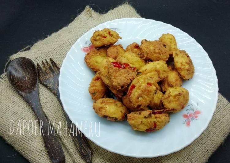 Perkedel Tahu Sayur - cookandrecipe.com