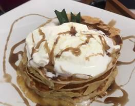 Banana Pancake (Pancake Pisang)