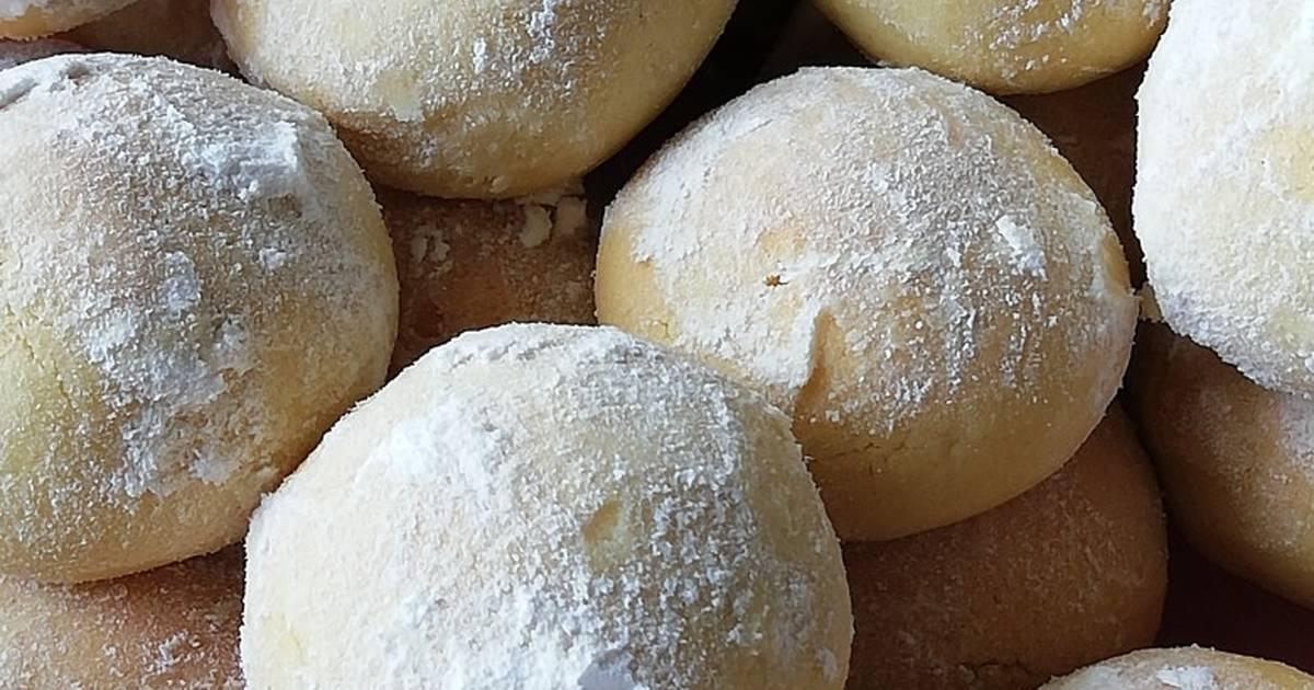 печенье на желтках рецепт с фото биография