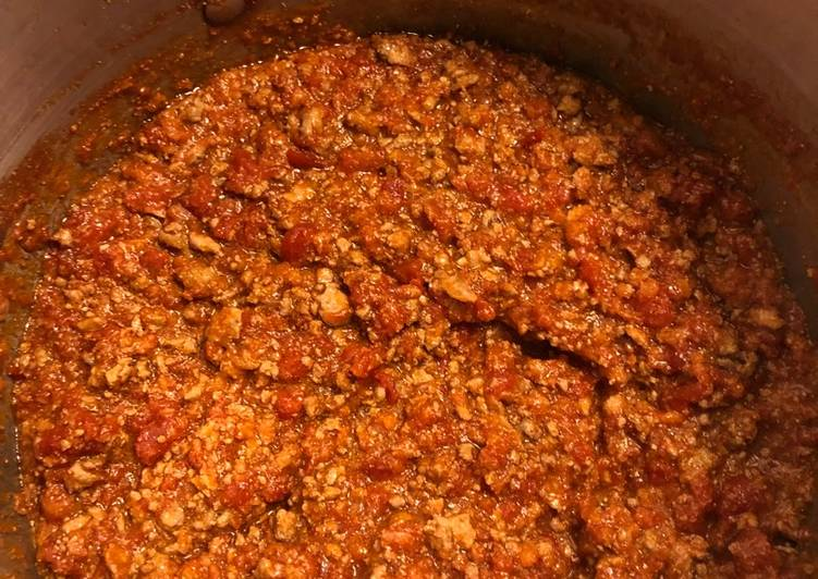 Bolognese Sauce