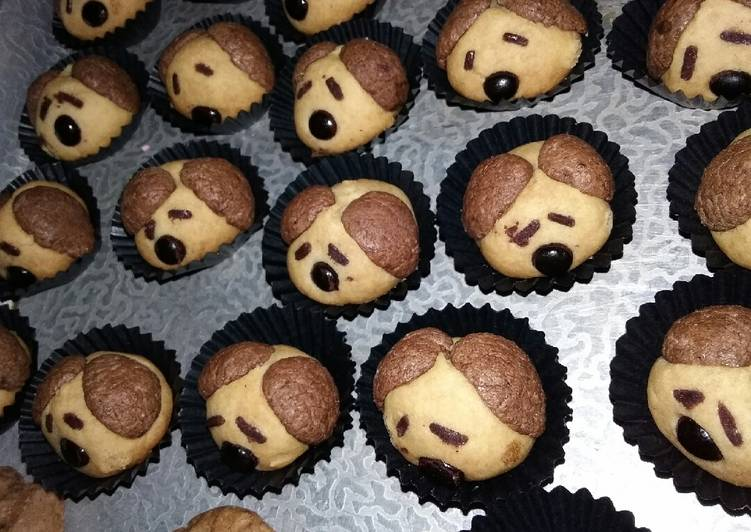 Doggy cookies