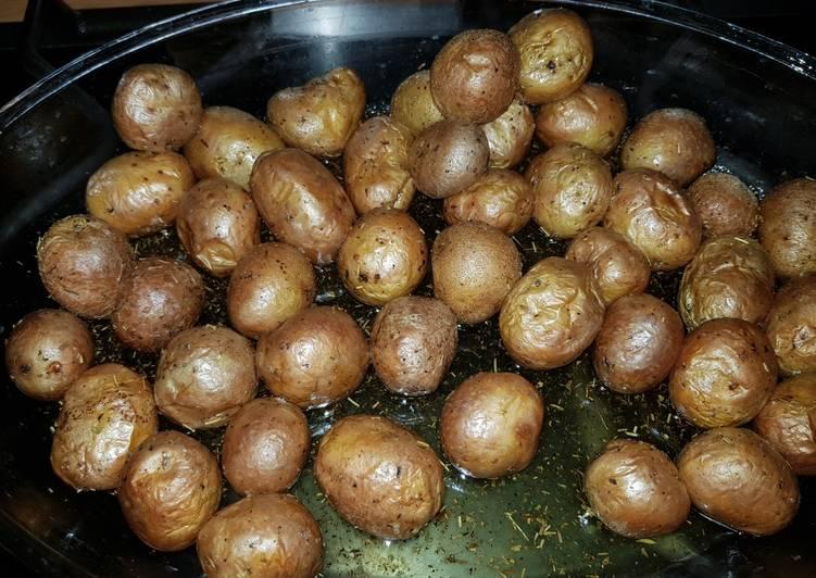 recette Pommes de terre grenaille délicieux
