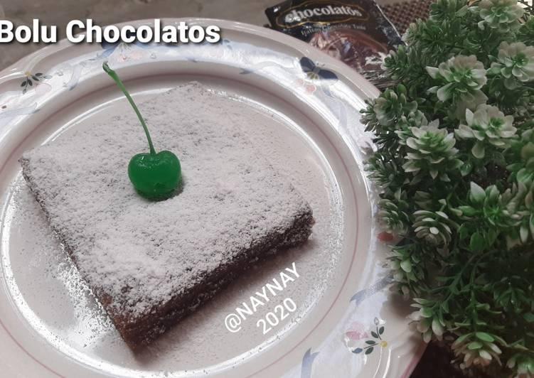 Bolu Chocolatos Ekonomis (No Oven No Mixer)