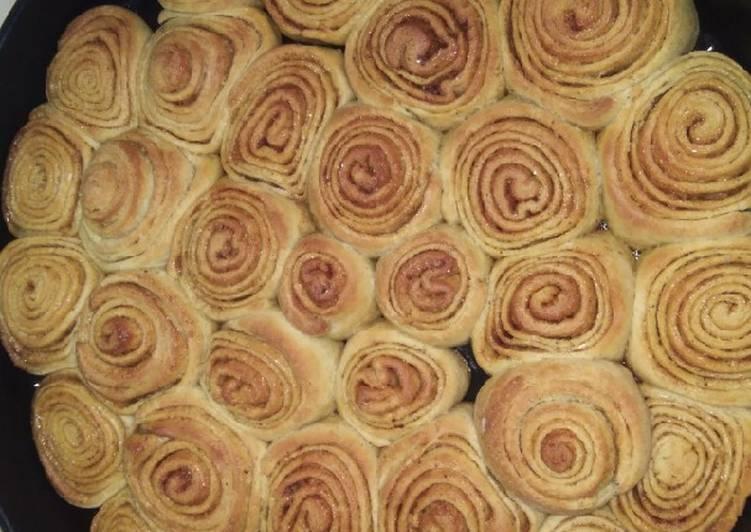 Cinnamon rolls #weeklyjikonichallenge