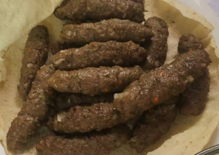 Kabab kefta